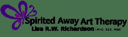 Spirited Away Art Therapy Logo